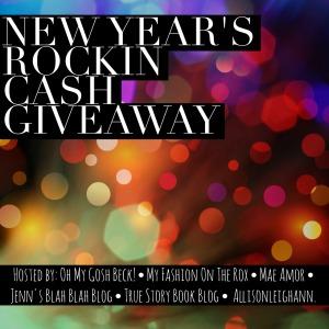 New Year's Rockin Cash Giveaway