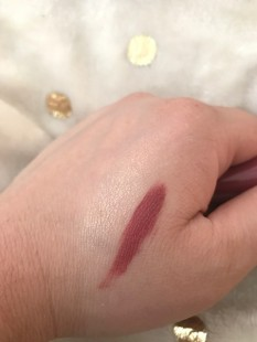 caked swatch